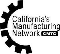 CALIFORNIA'S MANUFACTURING NETWORK CMTC