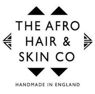 THE AFRO HAIR & SKIN CO. HANDMADE IN ENGLAND