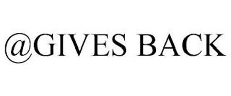 @GIVES BACK