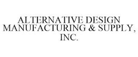 ALTERNATIVE DESIGN MANUFACTURING & SUPPLY, INC.