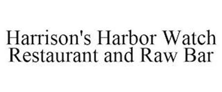 HARRISON'S HARBOR WATCH RESTAURANT & RAWBAR