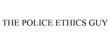 THE POLICE ETHICS GUY