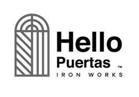 HELLO PUERTAS IRON WORKS