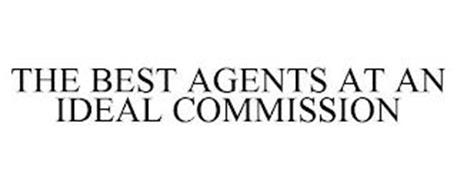 THE BEST AGENTS AT AN IDEAL COMMISSION