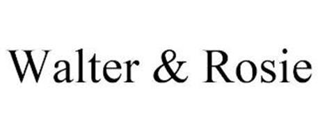 WALTER & ROSIE