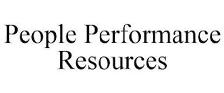 PEOPLE PERFORMANCE RESOURCES