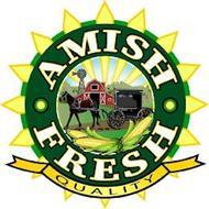 AMISH · FRESH · QUALITY