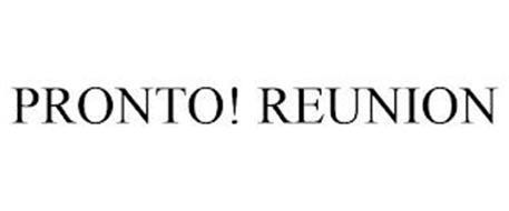PRONTO! REUNION
