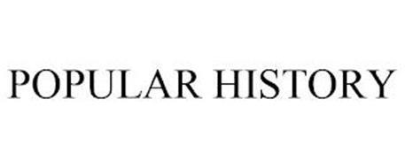 POPULAR HISTORY