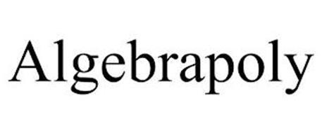 ALGEBRAPOLY