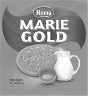 ROMA MARIE GOLD