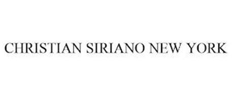 CHRISTIAN SIRIANO NEW YORK