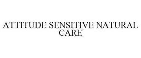 ATTITUDE SENSITIVE NATURAL CARE