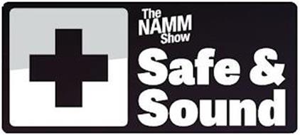 THE NAMM SHOW SAFE & SOUND