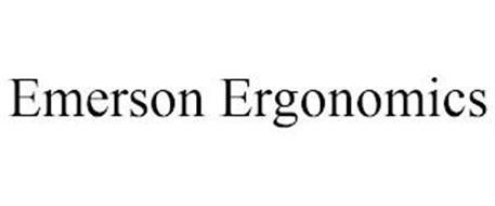 EMERSON ERGONOMICS