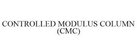 CONTROLLED MODULUS COLUMN (CMC)