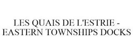 LES QUAIS DE L'ESTRIE - EASTERN TOWNSHIPS DOCKS