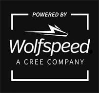 POWERED BY WOLFSPEED A CREE COMPANY