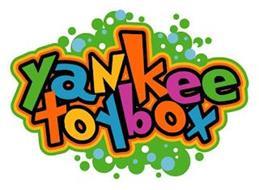 YANKEE TOY BOX