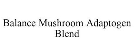 BALANCE MUSHROOM ADAPTOGEN BLEND