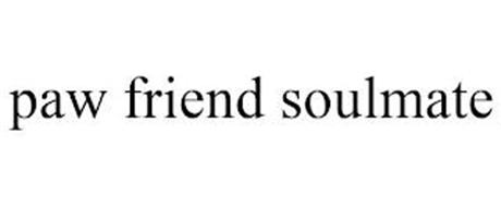 PAW FRIEND SOULMATE