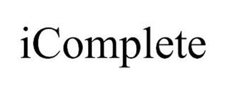 ICOMPLETE