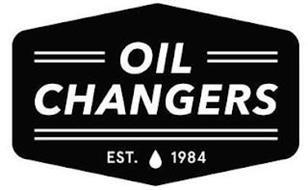 OIL CHANGERS EST. 1984