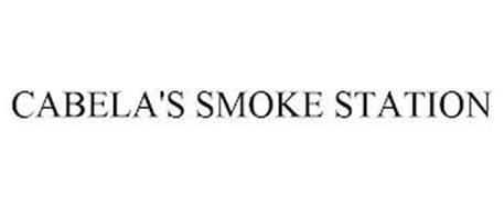 CABELA'S SMOKE STATION