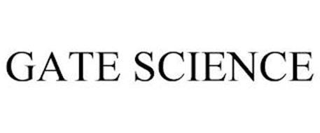 GATE SCIENCE
