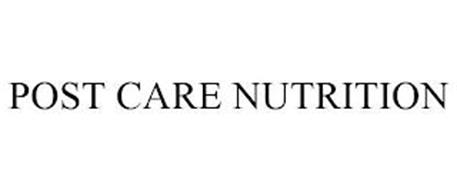 POST CARE NUTRITION