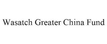 WASATCH GREATER CHINA FUND