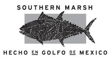 SOUTHERN MARSH HECHO EN GOLFO DE MEXICO