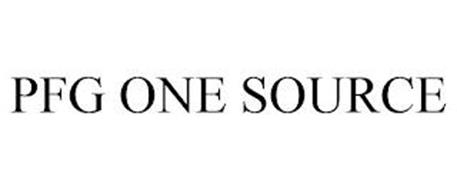 PFG ONE SOURCE