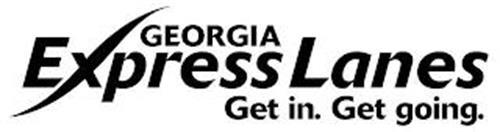 GEORGIA EXPRESS LANES GET IN. GET GOING.