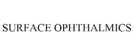 SURFACE OPHTHALMICS