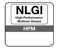 NLGI HIGH-PERFORMANCE MULTIUSE GREASE HPM