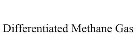DIFFERENTIATED METHANE GAS