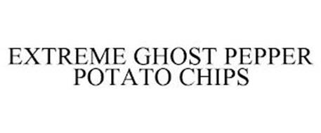EXTREME GHOST PEPPER POTATO CHIPS