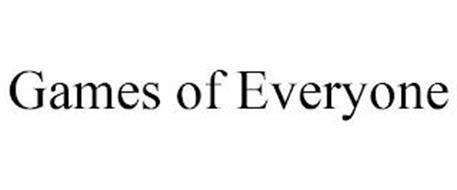 GAMES OF EVERYONE