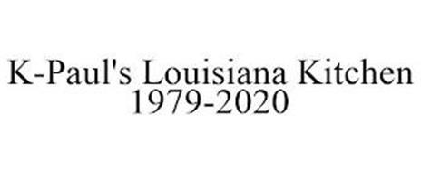 K-PAUL'S LOUISIANA KITCHEN 1979-2020