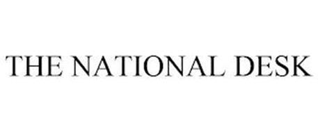 THE NATIONAL DESK
