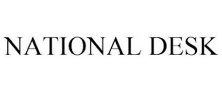 NATIONAL DESK