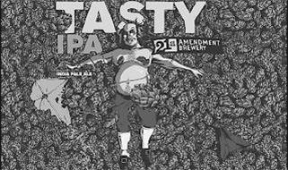 TASTY IPA 21ST AMENDMENT BREWERY INDIA PALE ALE