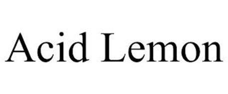 ACID LEMON