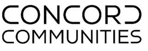 CONCORD COMMUNITIES