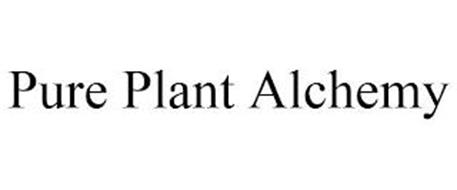 PURE PLANT ALCHEMY