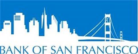BANK OF SAN FRANCISCO & DESIGN (BLUE)