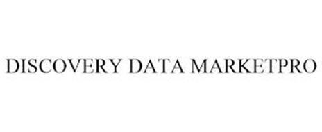 DISCOVERY DATA MARKETPRO