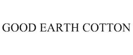 GOOD EARTH COTTON