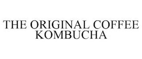 THE ORIGINAL COFFEE KOMBUCHA